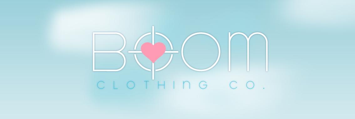 banner style logo